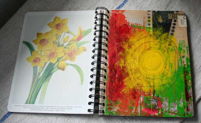 Spray paint journal e