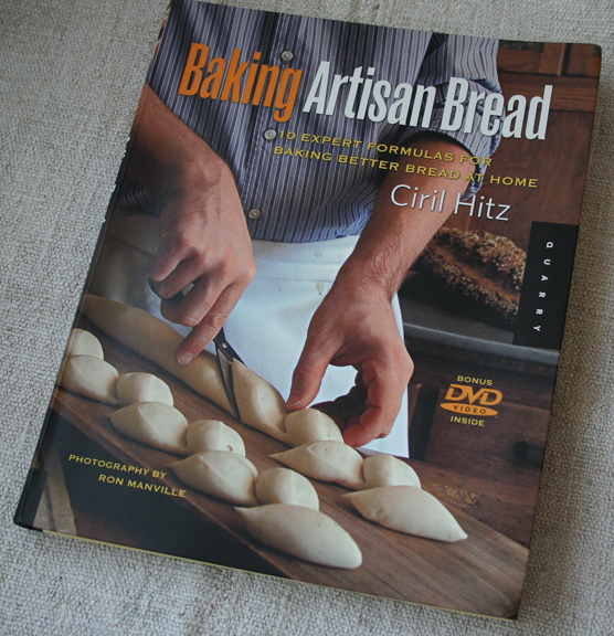 Ciril hitz artisan bread book