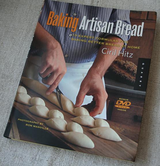 Ciril hitz artisan bread book
