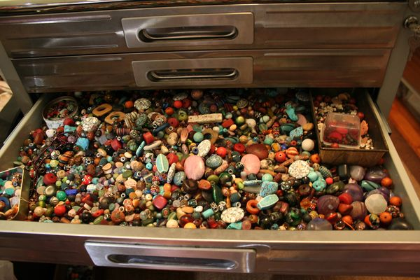 Bead soup studio drawer b