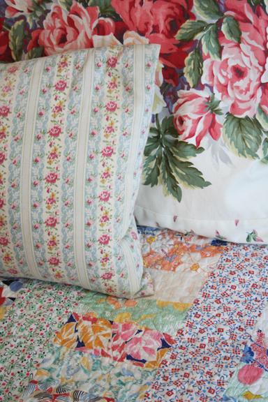 Tiny cottage bedroom c
