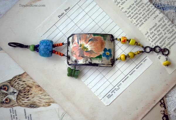 Butterfly circus bracelet a