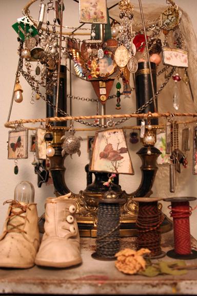 Charm lamp