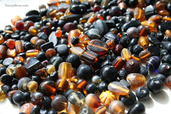 Espresso bead soup mix a