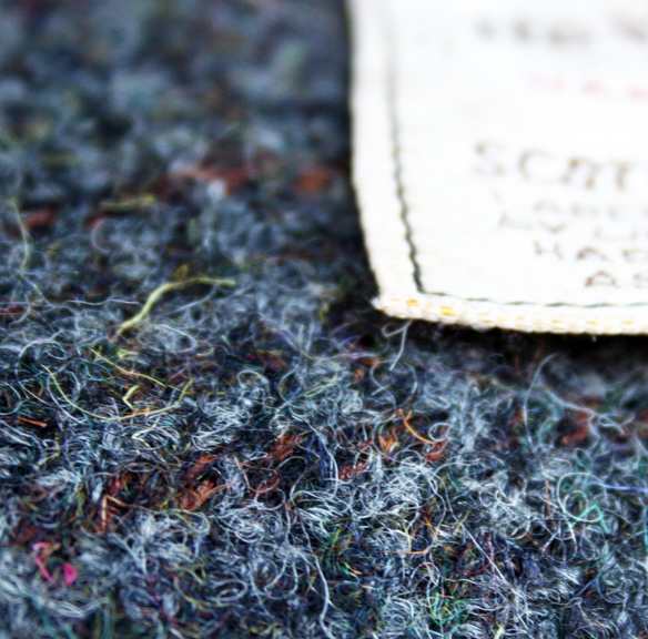Harris tweed c