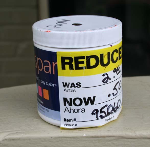 Cheap paint