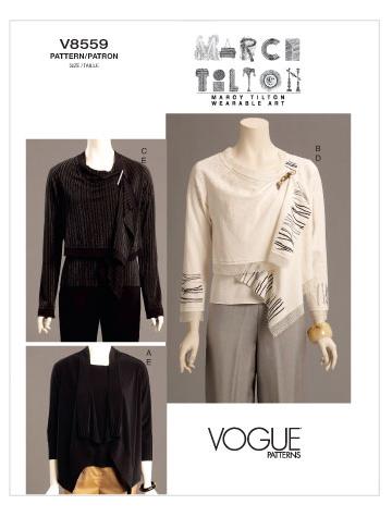 Vogue pattern 8669 tilton