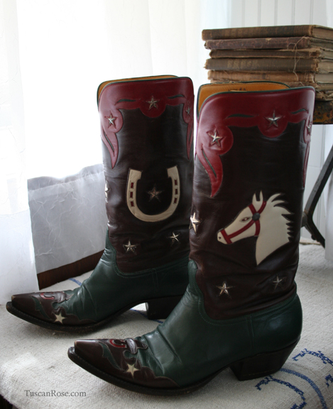 Stallion cowgirl boots