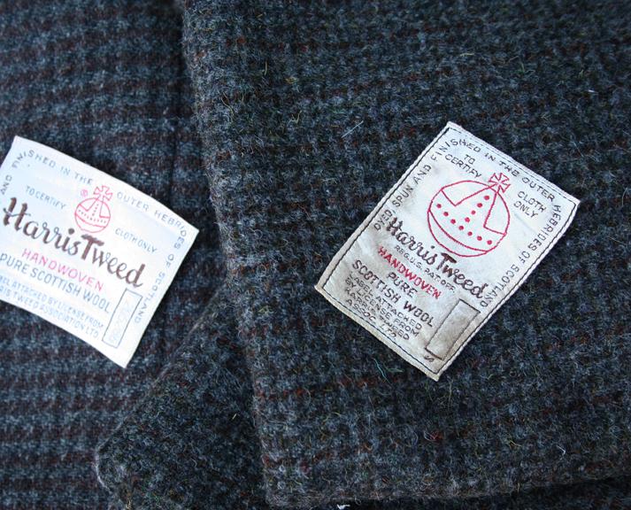 Harris tweed d