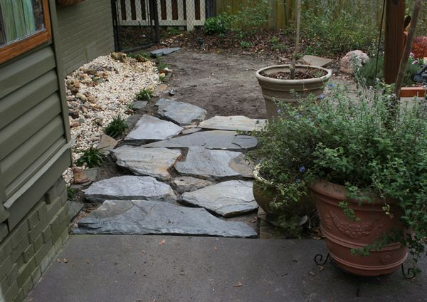 Mountain mist flagstone path (1)