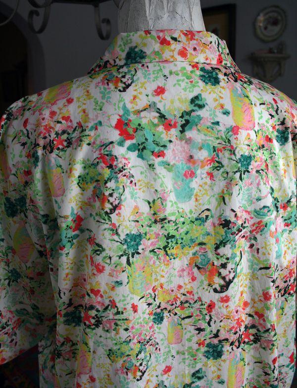 Hugo grenville libery blouse