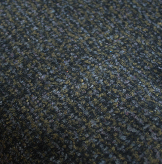 Wool woven fabric for chanel jacket