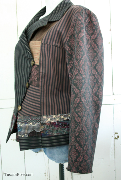 Steampunk pirate jacket vogue 7772 (5)