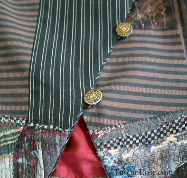 Steampunk pirate jacket vogue 7772 (1)