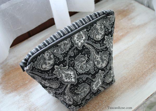 Lunch zippered bag