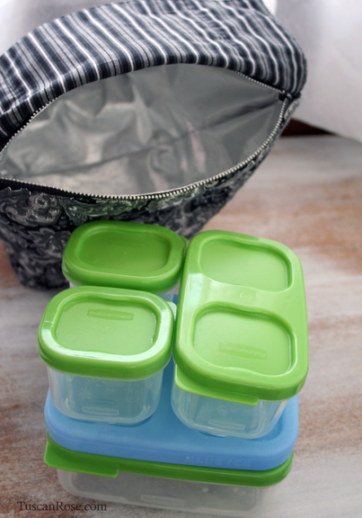 Lunch rubbermaid