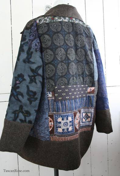 Kimono jacket a