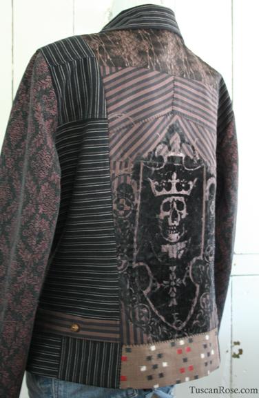Steampunk pirate jacket vogue 7772 (6)