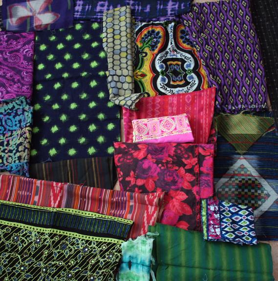 Selected fabrics