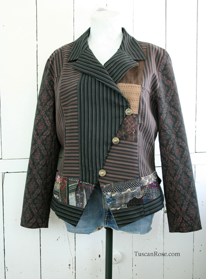 Steampunk pirate jacket vogue 7772 (4)