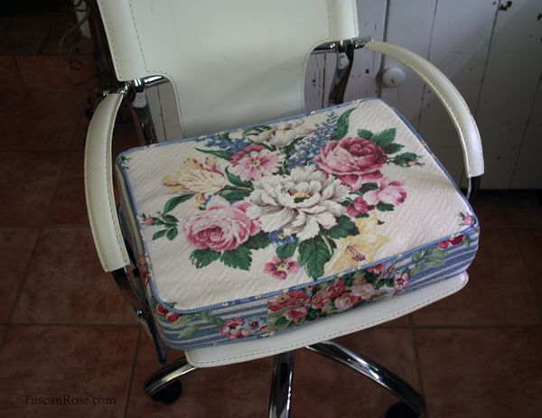 Sewing chair a