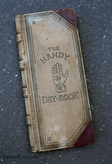 The handy day book