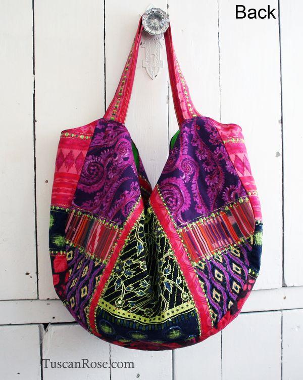 Boho bag back