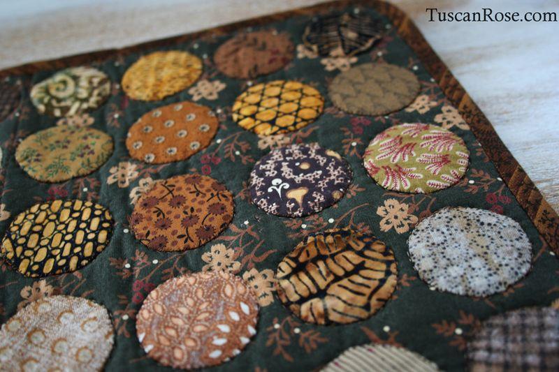 Zippered sewing portfolio case (5)
