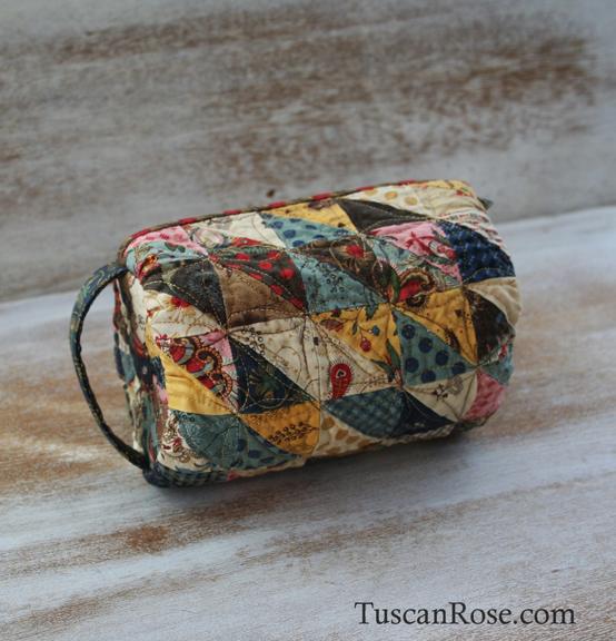 Yoko saito inspired sewing bag (3)