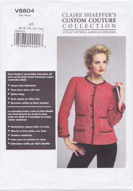 Vogue 8804