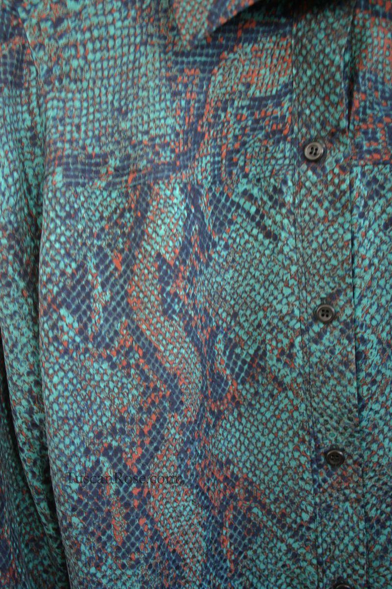 Vogue 8689 python silk blouse (3)