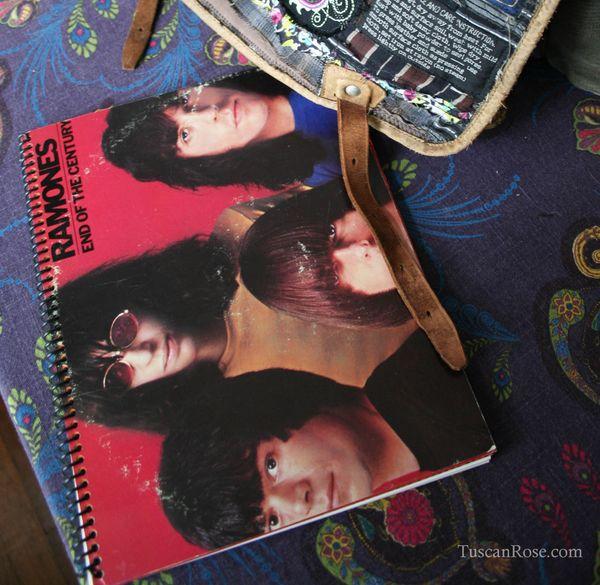 Ramones journal