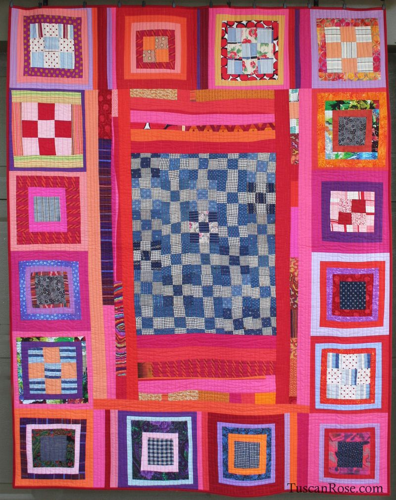 Pink June Quilt