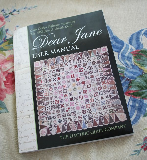 Dear jane quilt project
