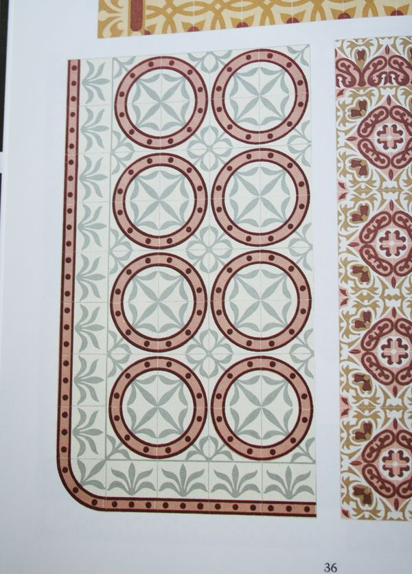 Tile designs book