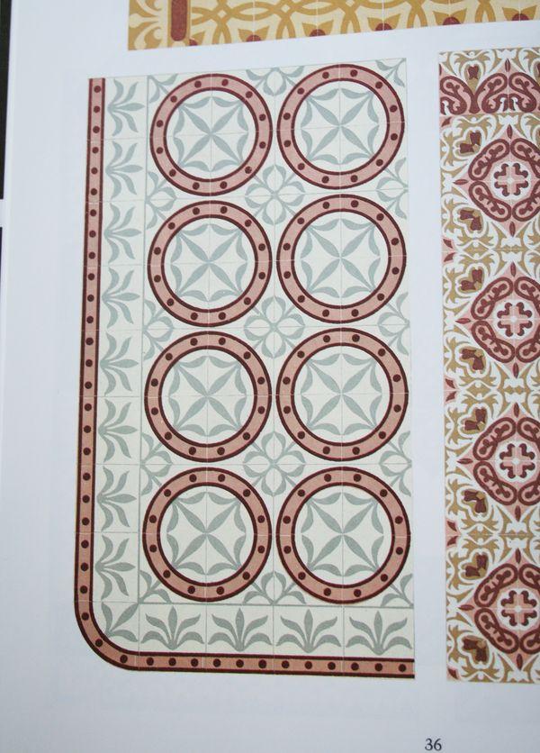 Tile designs book