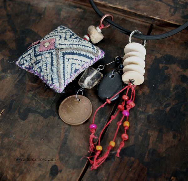Mali stone amulet 119 (3)