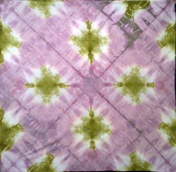 Tuesdays modern shibori tuscan rose (4)