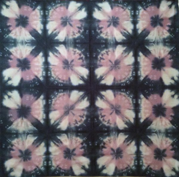 Tuesdays modern shibori tuscan rose (2)